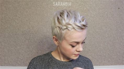 Homecoming Hairstyles For Pixie Cuts by 7 Ways I Style My Pixie Cut Easy