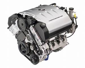 2008 Cadillac Dts Ld8 4 6l V8 Northstar Engine