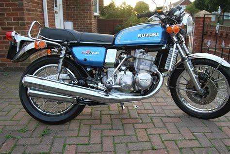 1976 Suzuki Gt750 restored suzuki gt750 1976 photographs at classic bikes