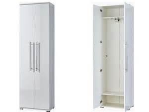 design garderobenschrank kleiderschrank garderobenschrank weiß glänzend schmal