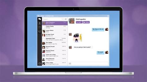 viber desktop app puts phone chat on your computer cnet