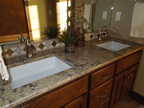 bathroom countertops  creative surfaces  black hills