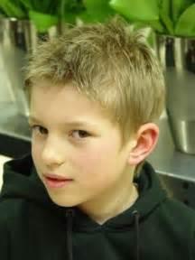 Beautiful Little Boy Haircuts