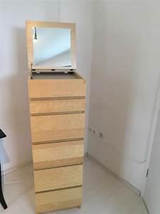 Ikea Kommode Malm 6 Schubladen : ikea malm kommode mit 6 schubladen und spiegel in schriesheim ikea m bel kaufen und verkaufen ~ Orissabook.com Haus und Dekorationen