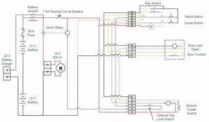 Wiring Diagram - Standard Dumpmaster