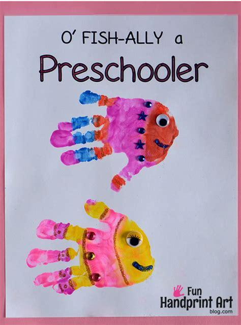 fun  beautiful handprint footprint crafts   kids    summer hative