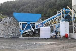 Centrale A Beton : used promaxstar centrale b ton mobile m100 2017 ~ Melissatoandfro.com Idées de Décoration