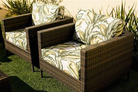 sofa de vime para area externa cadeira poltrona junco vime fibra sintetica area externa