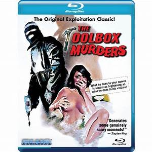 The Toolbox Murders Blu-ray Disc Title Details ...