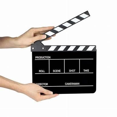Director Cut Board Clapper Film Acting Teachertoolkit