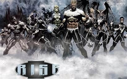 Lantern Night Blackest Brightest Wallpapers Corps Comics