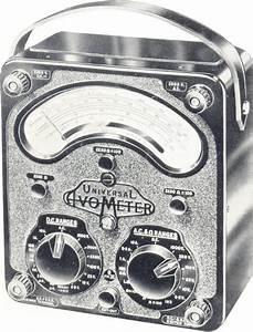 Avo -- Avometer 8 Mk Iii