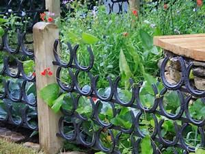 Kreative Ideen Garten : kreative garten zaun design ideen ein highlight im garten setzen ~ Bigdaddyawards.com Haus und Dekorationen