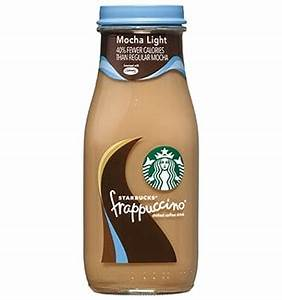 Starbucks® Bottled Mocha Light Frappuccino® Coffee Drink ...