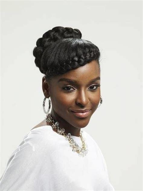 17 wedding natural hairstyles inspiration
