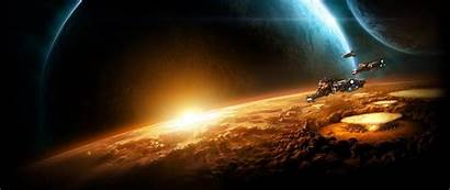2560 1080 Wars Wallpapers Space Planet Earth