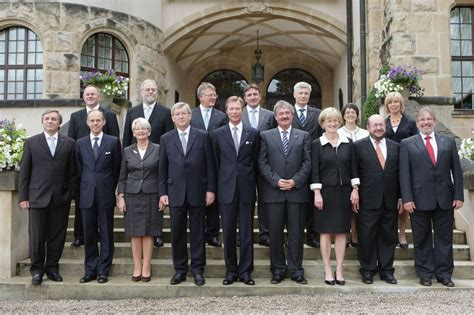Formation Du Gouvernement 2009