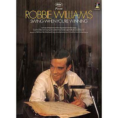 Robbie Williams Swing When You Re Winning by Swing When Youre Winning Notenbuch De