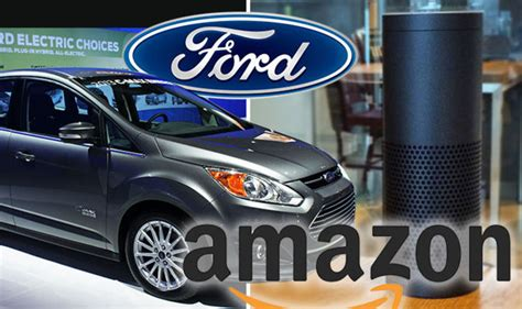 Amazon Assistant Alexa To Appear In Ford