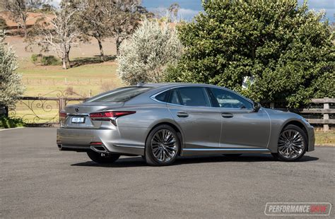 Review Lexus Ls by 2018 Lexus Ls 500 Turbo Review Performancedrive