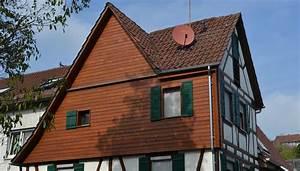 Estrichplatten Mit Dämmung : d mmung mit einer holzfassade simon kienitz zimmerei ~ Michelbontemps.com Haus und Dekorationen