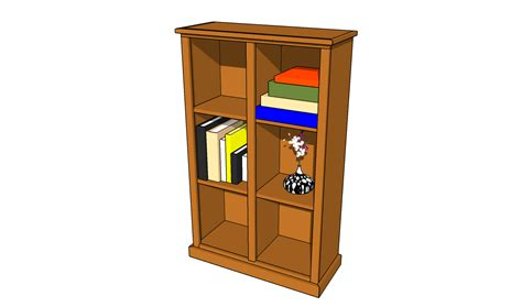 Build A Bookcase by Simple Bookshelf Plans Howtospecialist How To Build