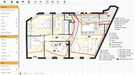 plan electrique cuisine plan électrique et schéma électrique d 39 une maison avec
