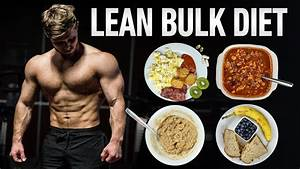 How To Eat To Build Muscle  U0026 Lose Fat  Lean Bulking Full Day Of Eating