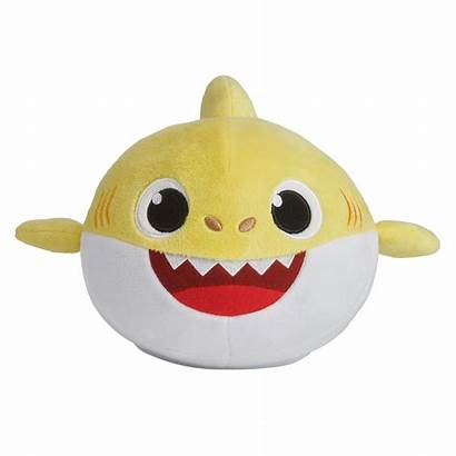 Dancing Doll Shark Babyshark Pinkfong Wowwee