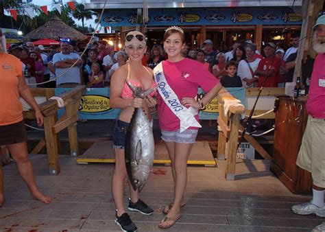 destin fishing rodeo charters return