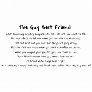 CUTE GUY BEST FRIEND QUOTES TUMBLR image quotes at