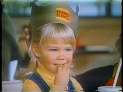 kelly stables burger king commercial second look at kurt ludlow s tie on 1 26 09 5 p m news