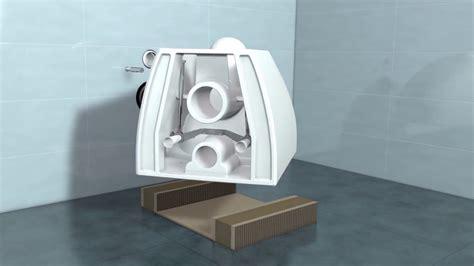 montage wand wc verdeckte befestigung einfache und unsichtbare wc montage mit vigour