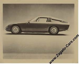 1963 Alfa Romeo Giulia Tz Zagato