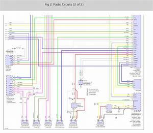 Factory Radio Wiring Diagram Detailed Purpose Diagram