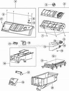 Maytag Mah8700aww Parts List And Diagram