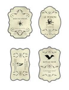 Vintage Paper Halloween Decorations
