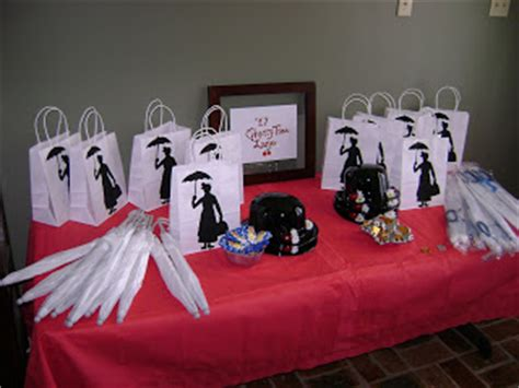 Life on Old Savannah: Mary Poppins Birthday Party