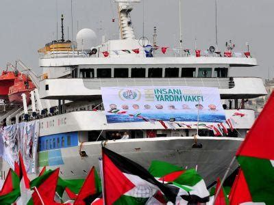 marmara siege political deal will not the palestinian bond
