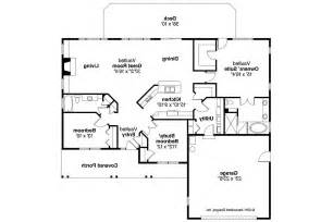 Decorative Ranch House Plan by House Decor Ranch House Plans With Bat Rambler Floor