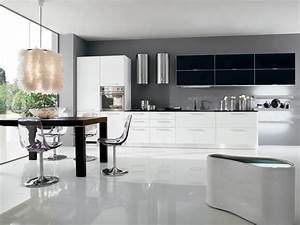 grey kitchen white floor kitchen and decor With kitchen colors with white cabinets with modern black and white wall art