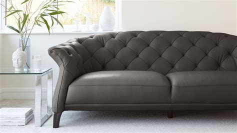 modern leather chesterfield sofa modern 2 seater leather chesterfield sofa uk