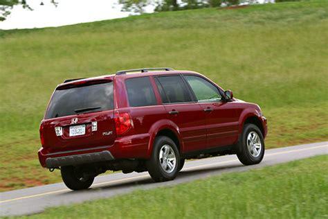 honda recalling  suvs  minivans