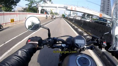 Top Speed Honda Rebel 500