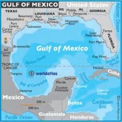 Gulf of Mexico Map - Mexico Maps, Gulf of Mexico Facts ...