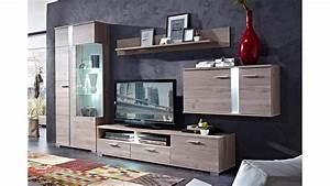 Wohnwand Im Landhausstil : wohnwand im modernen landhausstil aus der serie malibu ~ Orissabook.com Haus und Dekorationen