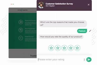 Website Chatbot Feedback Surveys Create Collect Survey
