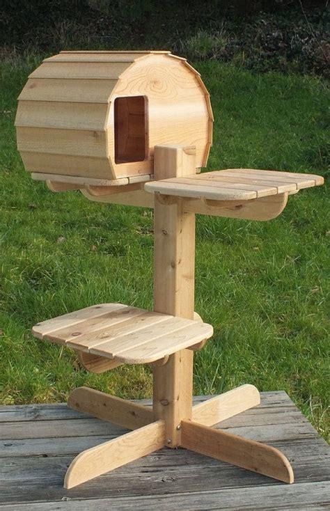 ideas  outdoor cat tree  pinterest cat