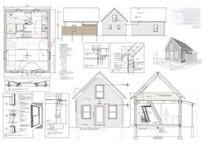 plan to build a house tiny house plan for sale robert swinburne vermont architect