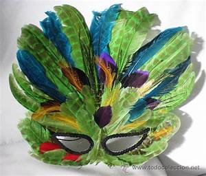 Mascara De Carnaval Con Plumas | www.pixshark.com - Images ...